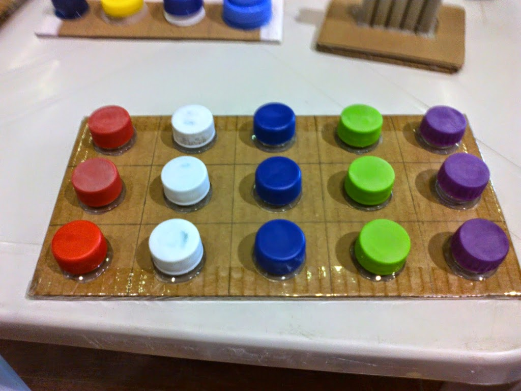 atividades criativas para estimulação dos alunos