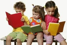 desenvolva o interesse da criança para leitura