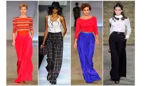 moda verão pantalonas