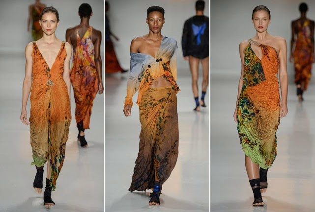 moda verão tecidos fluidos