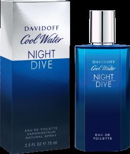 Cool Water Night Dive Davidoff