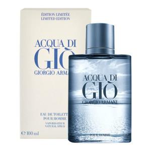 Acqua di Gio Blue Edition - Giorgio Armani Perfumes Masculinos