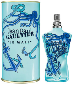 Le Male Summer 2014 Jean Paul Gaultier Perfumes Masculinos
