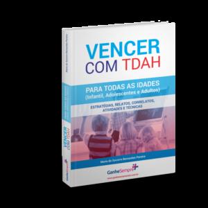 E-book Vencer com TDAH