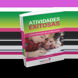 E-book Atividades Exitosas Complementares de Alfabetização