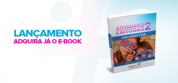 """Atividades sensacionais contidas em nosso mais novo e-book """"Atividades Exitosas 2"""" para crianças com TDAH, autismo, dislexia e outros"""