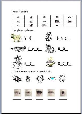 Alfabetização fonica2