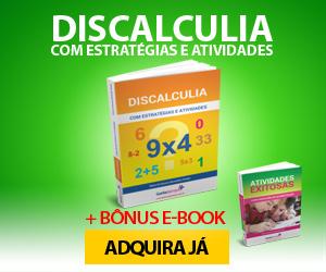 E-book Discalculia com Estratégias e Atividades