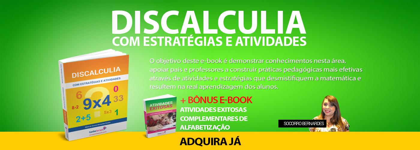 E-book Discalculia